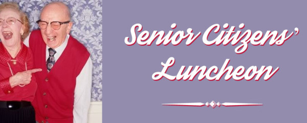 Seniors' Luncheon