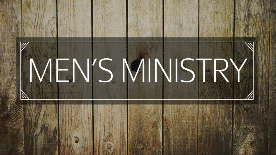 Image result for men's ministry