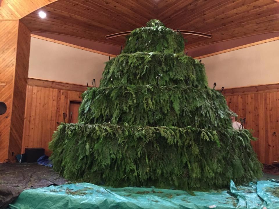 Singing Christmas Tree Crescent City 2020 Photos — Crescent City Foursquare Church